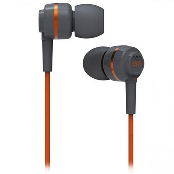 Soundmagic หูฟัง รุ่น In-Ear Powerful Bass (ES18) Orange