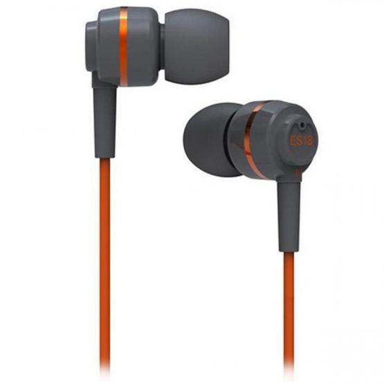 Soundmagic หูฟัง รุ่น In-Ear Powerful Bass (ES18) Orange