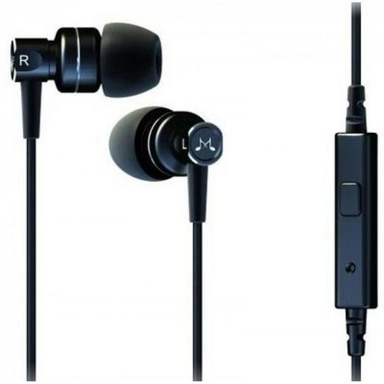 Soundmagic หูฟัง รุ่น In-Ear Professional HIFI มีไมค์ในตัว (MP21) Black