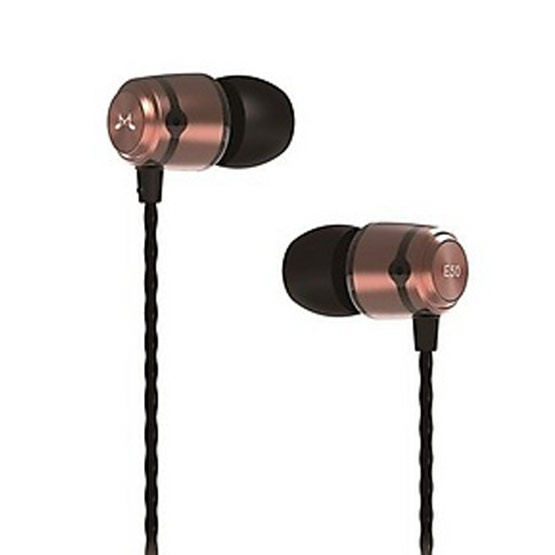 Soundmagic หูฟัง รุ่น In-Ear Super Bass (E50)  Gold