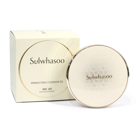 Sulwhasoo Perfecting Cushion EX SPF50+/PA+++ (15x2g )#No.23 Natural (Beige)