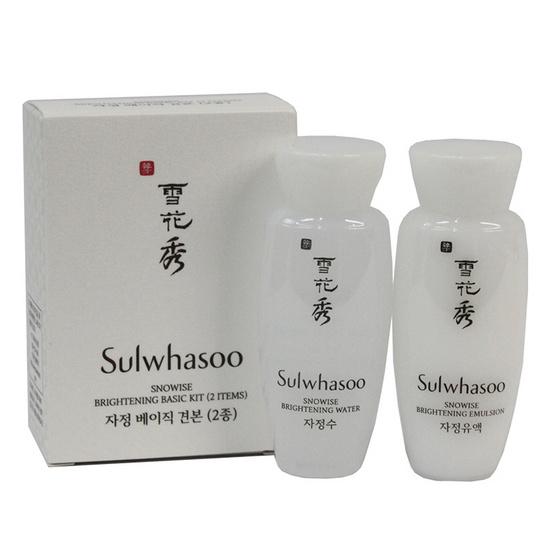 ซื้อ Sulwhasoo Snowise Brightening Basic Kit (2 Items)