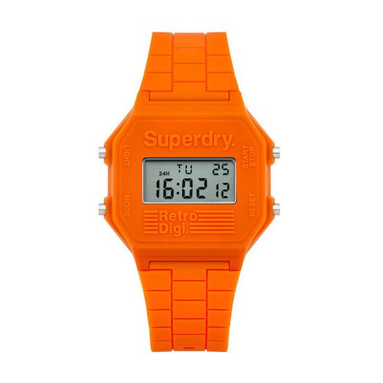 Superdry นาฬิกาข้อมือ รุ่น Retro Digi XL SYG201O