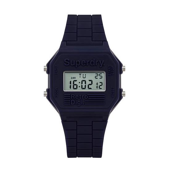 Superdry นาฬิกาข้อมือ รุ่น Retro Digi XL SYG201U