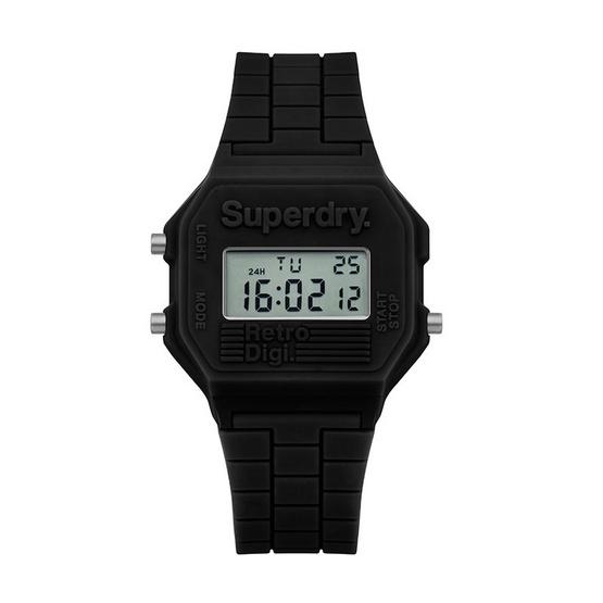 Superdry นาฬิกาข้อมือ รุ่น Retro Digi XL SYL201B