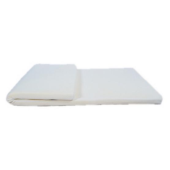 Syndex Premium ที่นอน Topper Memory Foam 3 ฟุต หนา 5 ซม