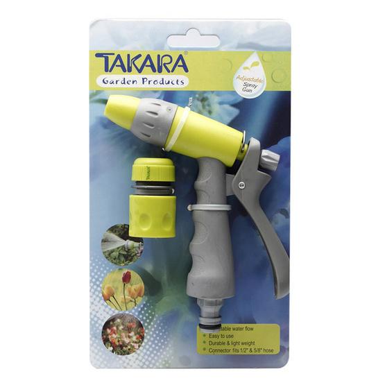 TAKARA DGT2008 ปืนฉีดน้ำทาการ่าปรับรูปแบบน้ำได้