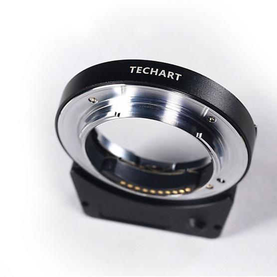 TECHART อุปกรณ์แปลงเมาท์เลนส์ ADAPTER LEICA M TO SONY E