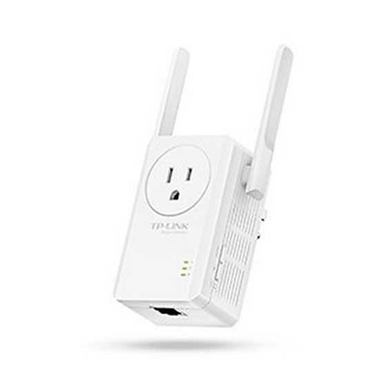 TP-Link 300Mbps WiFi Range Extender with AC Passthrough รุ่น TL-WA860RE(US)