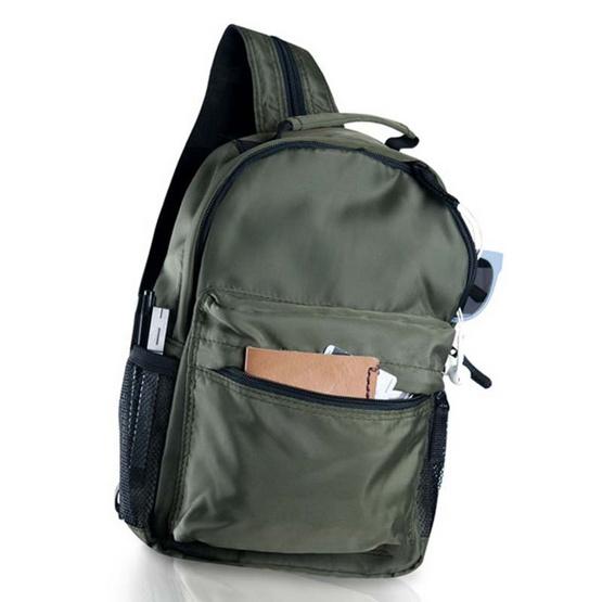 TRAVELOGUE กระเป๋าเป้คาดตัว  2-Way Backpack