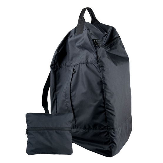 TRAVELOGUE กระเป๋าสะพายเอกนกประสงค์ Foldable Backpack & Hand Carry
