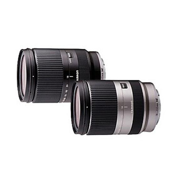 Tamron เลนส์ 18-200mm F/3.5-6.3 Di III VC สำหรับกล้อง Sony ในระบบ E-mount