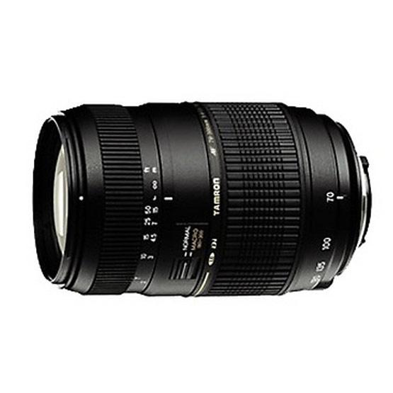 Tamron เลนส์ AF70-300mm F/4-5.6 Di LD MACRO สำหรับกล้อง Nikon (เลนส์สำหรับกล้อง SLR ทั้งแบบฟิล์ม และดิจิตอล)
