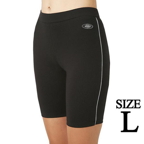 Teens Sport กางเกงขาสั้นรุ่น TSL 167 ดำ/เทา