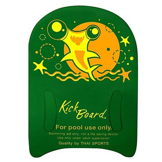 Thai Sports โฟมว่ายน้ำ แฟนซี สีเขียว รหัสสินค้า D3T10004G