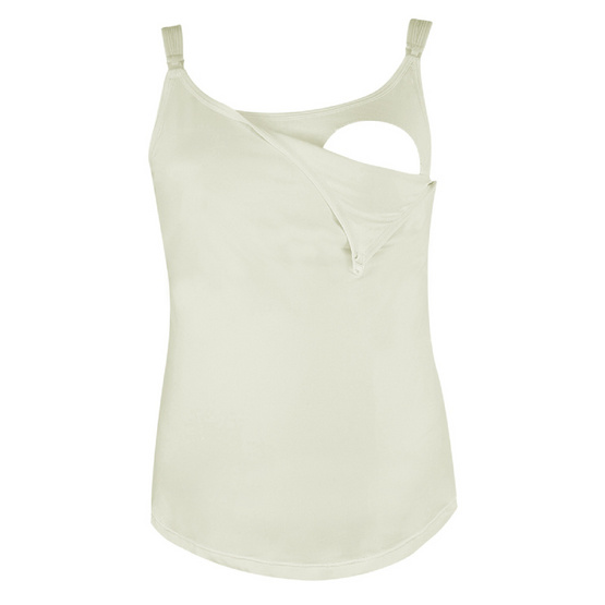 Threeangels Maternity Camisoles AT12-182C-CREAM-XL