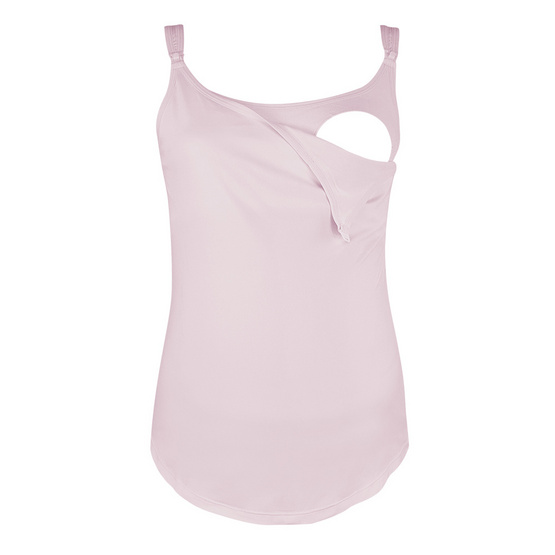 Threeangels Maternity Camisoles AT12-182C-PINK-XL