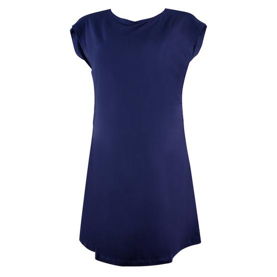 Threeangels Matrenity Dress AT15-355T-NAVY-M