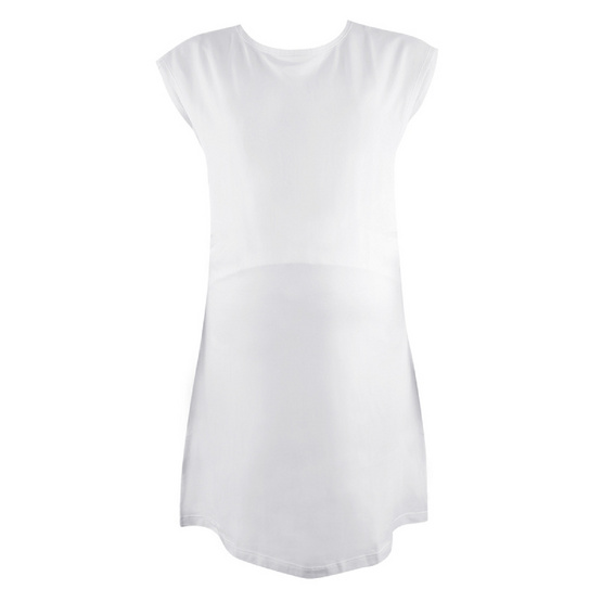 Threeangels Matrenity Dress AT15-355T-WHITE-M