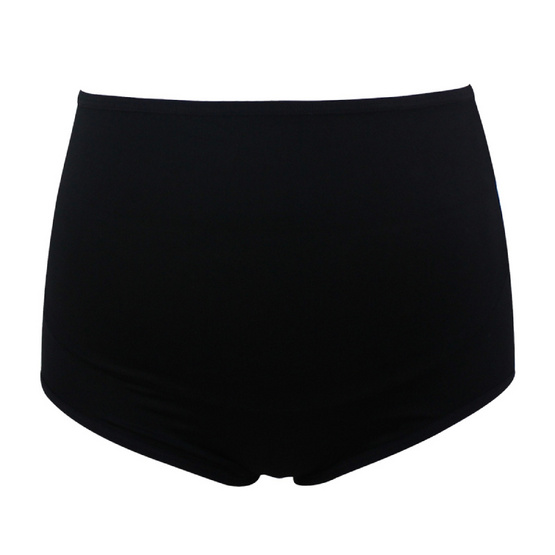 Threeangels Matrenity High Waisted Briefs AT12-110U/1-BLACK-EL