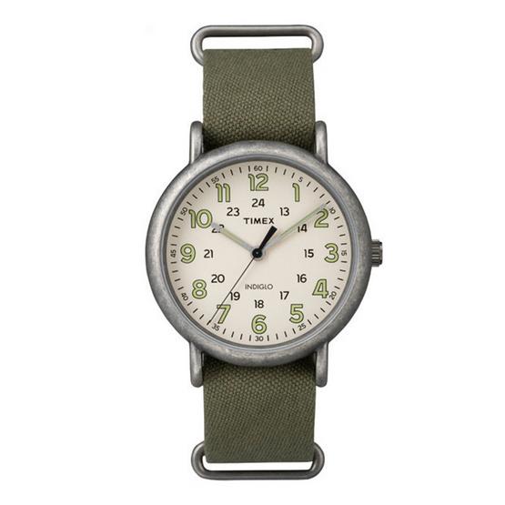 ซื้อ Timex นาฬิกาข้อมือ รุ่น weekender TW2P85900
