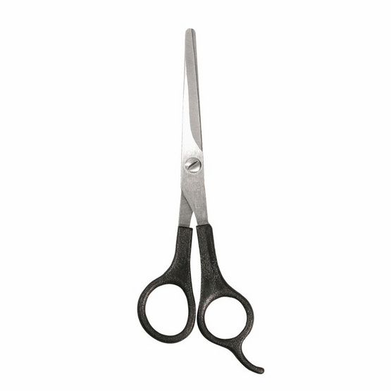 Titania Hair scissors with plastic handle
