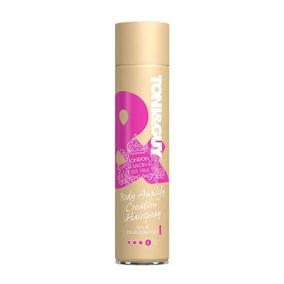 Toni&Guy Firm Hold Hairspray 250ml.
