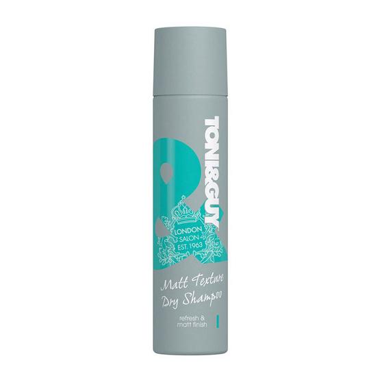 Toni&Guy Matt Texture Dry Shampoo 250ml.