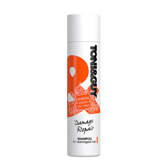 Toni&Guy Shampoo Damage Hair 250ml.
