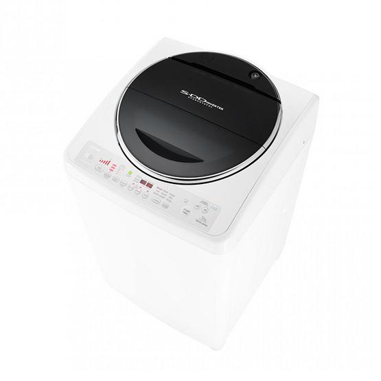 Toshiba เครื่องซักผ้า 1 ถัง 12kg. รุ่น AW-DC1300WT(W)