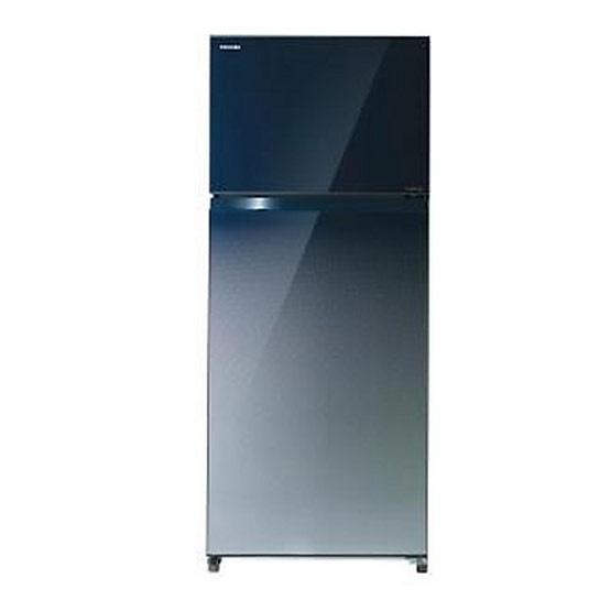 Toshiba ตู้เย็น 2 ประตู ความจุ 16.7 คิว GR-HG52KDZ(GG
