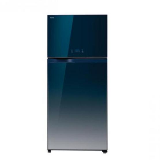 Toshiba ตู้เย็น 2 ประตู ควาจุ 19.9 คิว GR-WG67KDAZ(GG)