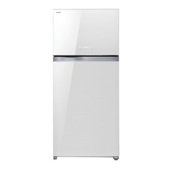 Toshiba ตู้เย็น 2 ประตู ความจุ 21.8 คิว GR-WG73KDAZ(ZW)