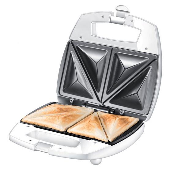 UNOLD เครื่องทำแซนด์วิช รุ่น 48421 (Silver/White)