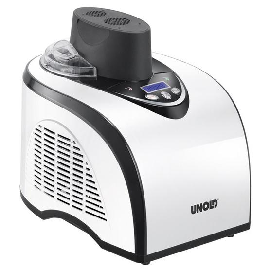 UNOLD เครื่องทำไอศครีม รุ่น 48840 (White/Black)