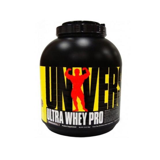 Universal Ultra Whey Pro Chocolate 5 lb โปรตีนคุณภาพสูง เสริมสร้างกล้ามเนื้อ