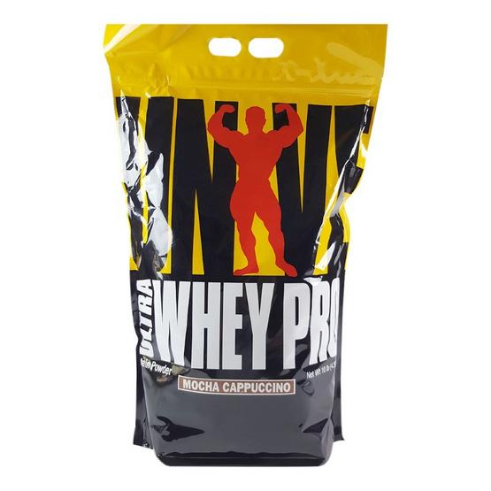Universal Ultra Whey Protein Mocha Cappuccino 10lb