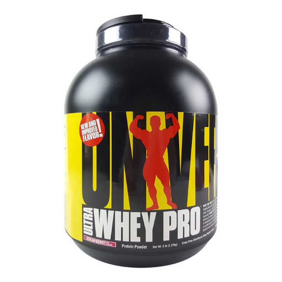 Universal Ultra Whey Protein Strawberry ice cream 5lb