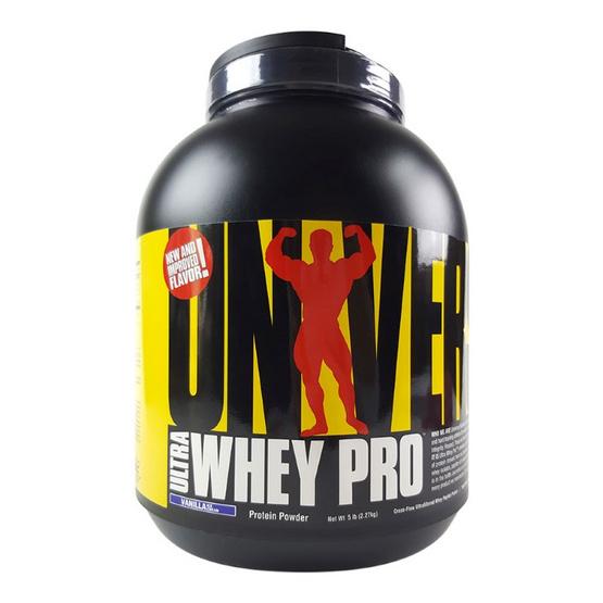 Universal Ultra Whey Protein Vanilla 5lb
