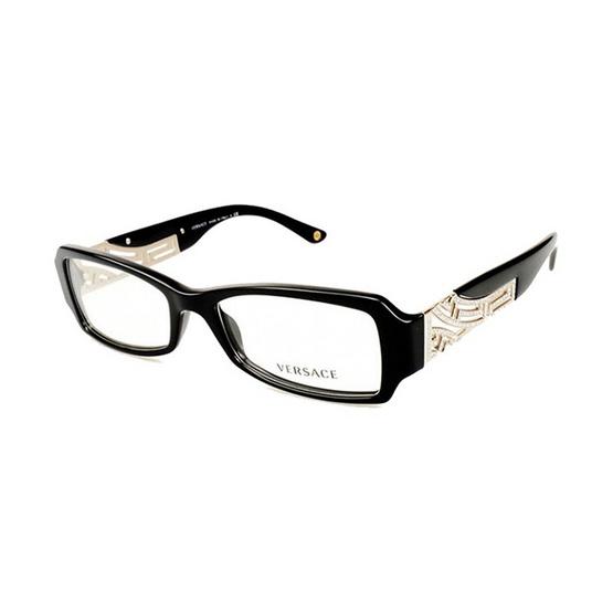 VERSACE กรอบแว่นตา MOD. 3123-B GB1 52