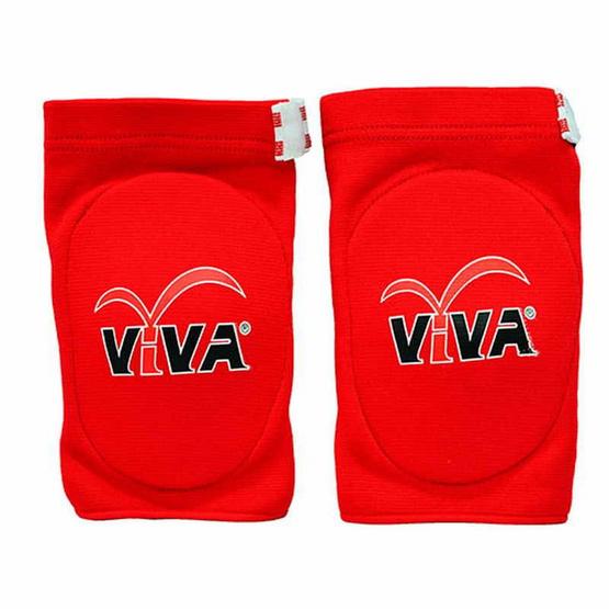 VIVA สนับศอก สีแดง