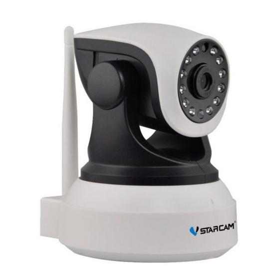 VSTARCAM กล้องวงจรปิดไร้สาย C7824WIP WH HD Indoor IP Camera