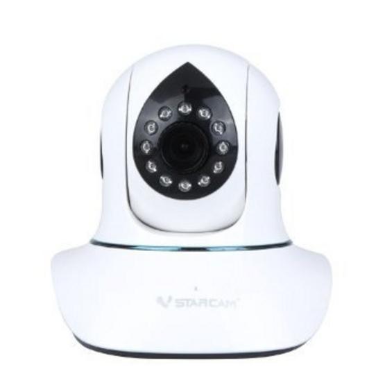 VSTARCAM กล้องไร้สาย IP Camera 1.3 ล้านพิกเซล รุ่น T7838WIP-AR White