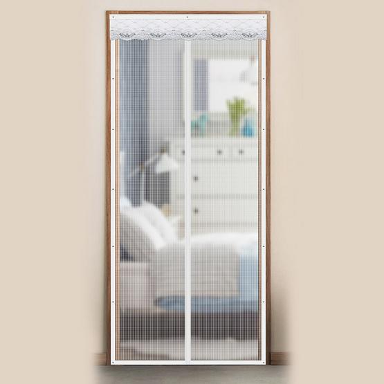 ซื้อ WSP ม่านประตูกันยุงและแมลง ขนาด 90 X 210 ซม. สีเบจ