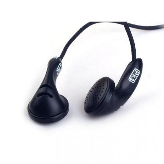 Yuin หูฟัง รุ่น  Earbud HighEnd (PK3) Black