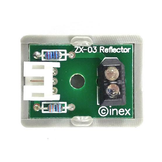 ZX-03 R แผงวงจรตรวจจับอินฟราเรดสะท้อน