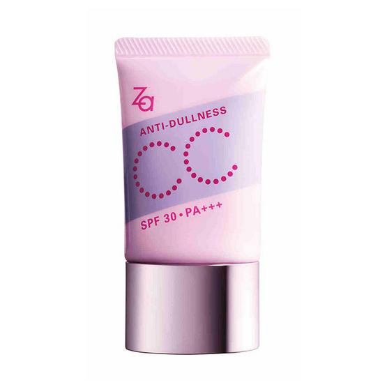 ลดราคา !! Za Color Match Shield CC Cream 30g #Anti-Dullness - Za, ผลิตภัณฑ์ความงาม