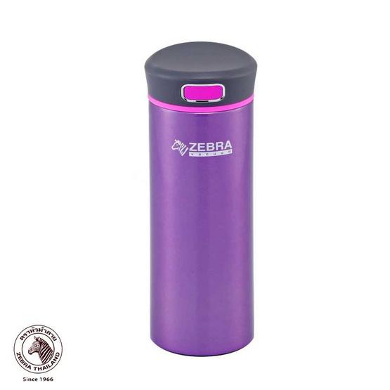 Zebra ถ้วยน้ำสูญญากาศ ZELECT0 4L. อเมทิศต์