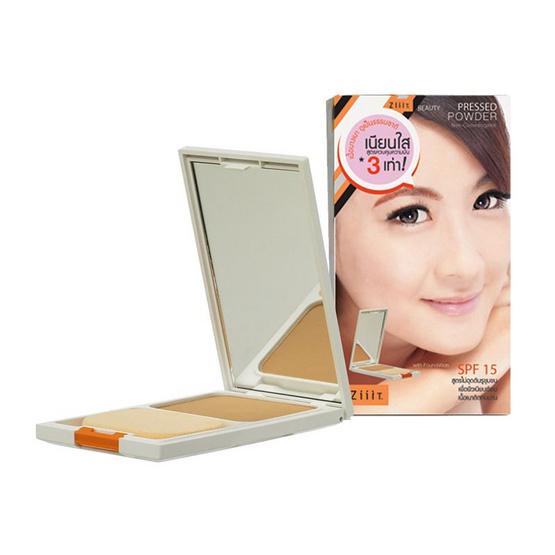 ZiiiT Beauty Pressed Powder