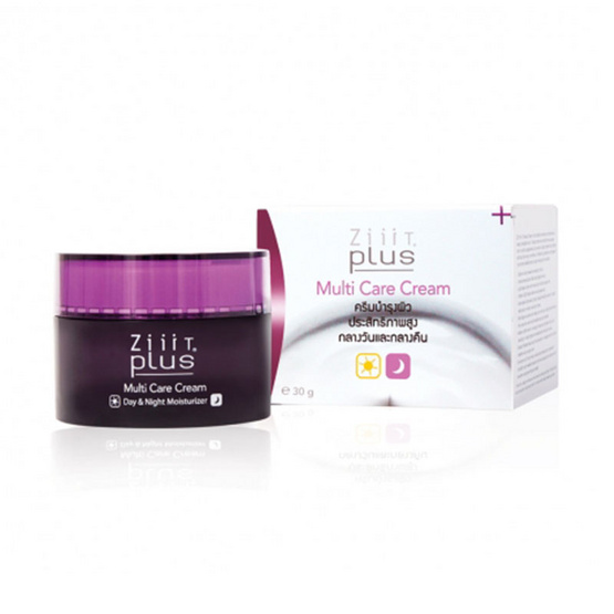 ZiiiT Plus Multi Care Cream 30g.